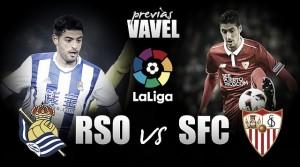 Previa Real Sociedad – Sevilla: aumentar las diferencias