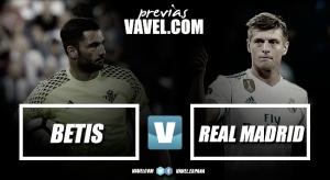 Previa Real Betis - Real Madrid: el Villamarín, tierra para sonreír