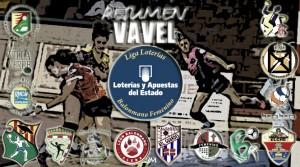 Resumen Jornada 17 Liga Loterías: Entre Europa y España