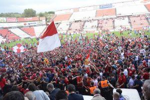 Llegó el día soñado en Tarragona