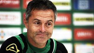 """Fran Escribá: """"Hay que entrenar y pensar en el próximo partido"""""""