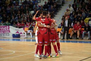 La pegada de ElPozo es letal ante un Palma Futsal sin pólvora