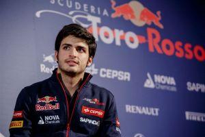 """Carlos Sainz: """"Es la primera vez que lidero una sesión en Fórmula 1"""""""