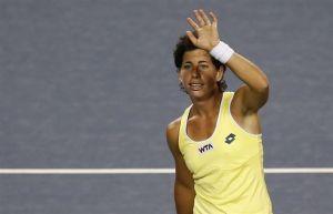 Carla Suárez se cruzará con Sharapova en Brisbane