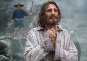 Primera imagen de Liam Neeson en 'Silence' de Scorsese