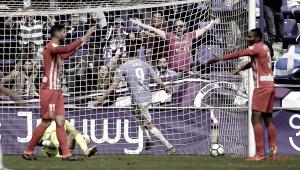La fe del Real Valladolid vale tres puntos