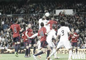 El Real Madrid pone la directa hacia los cuartos ante Osasuna
