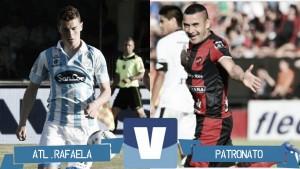 Atlético Rafaela vs Patronato en VIVO y directo online (0-0)