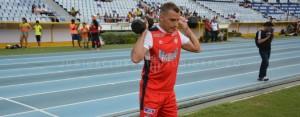 Andrés Felipe Correa recae en su lesión