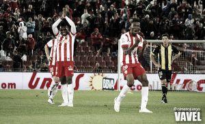 Fotos e imágenes del Almería 2-1 Betis, de la vuelta de dieciseisavos de Copa del Rey