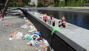 Huelga indefinida del personal de mantenimiento de Madrid Río