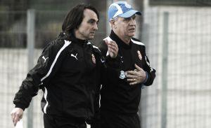 "Juan Iribarren: ""No hemos perdido el nivel físico"""