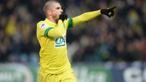 Les buts de Nantes - Lyon