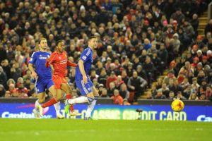 Les buts de Liverpool - Chelsea