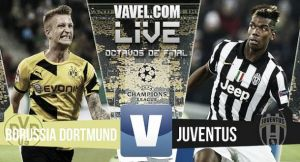 Live Ligue des Champions: le match Borussia Dortmund VS Juventus en direct (0-3)