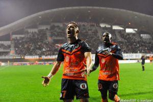 Les buts de Caen - MHSC