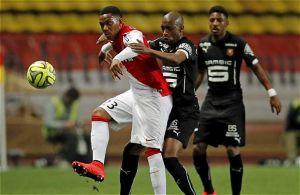 Les buts de Monaco - Rennes