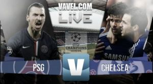 Live Champions League: Paris Saint-Germain - Chelsea en direct (1-1)