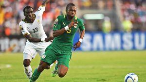 Les buts de Ghana - Sénégal