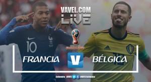 Resumen Francia vs Bélgica (1-0): los galos clasifican a la final del mundial