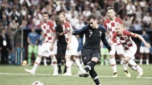 Análisis post partido: la pegada francesa aniquiló a la cenicienta Croacia
