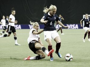 2015 FIFA Women's World Cup - Germany 1-1 France (AET, 5-4 on penalties): Spot-kicks send favourites through to semis