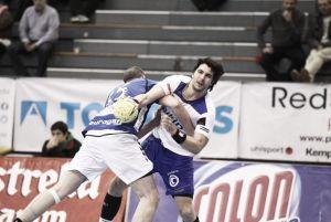 Balonmano Aragón se estrella contra Pol Sastre