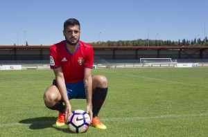 """Fran Mérida: """"Me llena de orgullo jugar en un equipo histórico"""""""