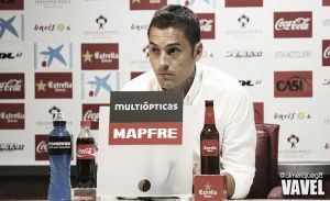 """Francisco: """"Tengo que felicitar a los jugadores a pesar del resultado"""""""