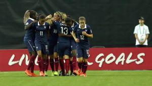 Mundial Femenino Sub-20: grupo D
