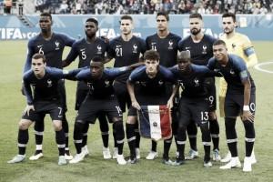 Primeira fase sem brilho e letal no mata-mata: a trajetória da França na Copa