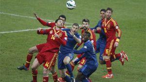 France - Espagne le 4 septembre