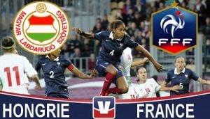 Live : le match Hongrie vs France en direct