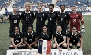 France names roster ahead of SheBelieves Cup