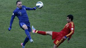 France vs Spain LIVE Stream and Scores of International Friendly