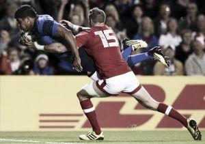 Francia camina firme hacia los cuartos de final