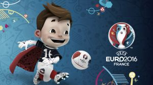 La UEFA presenta la mascota de la próxima Eurocopa