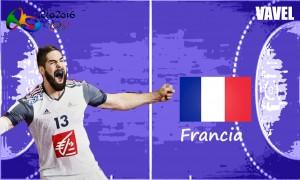 Francia: a por el tercer oro consecutivo