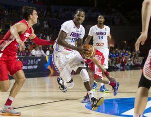 Basket, Mondiali 2014, ottavi di finale: Alla Croazia non basta alla Bogdanovic, Francia ai quarti