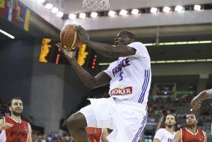 Basket, Mondiali Spagna 2014, girone A: la Francia schiaccia l'Egitto