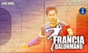Francia: la presión del favorito