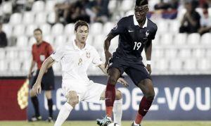 La Francia non si ferma, battuta 2-1 la Serbia in amichevole