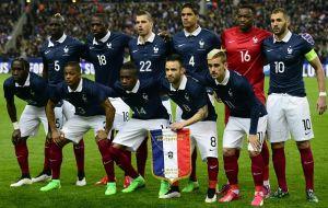 Live Francia - Danimarca, Diretta risultato partita amichevole (2-0)