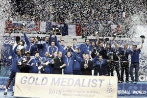Francia gana el Mundial Juvenil y España se queda sin medalla