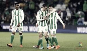Real Betis - RCD Espanyol: puntuaciones del Real Betis, jornada 29 de Liga