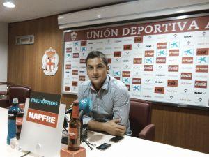 """Francisco: """"El partido es importante y un rival directo, lo afrontaremos con calma"""""""