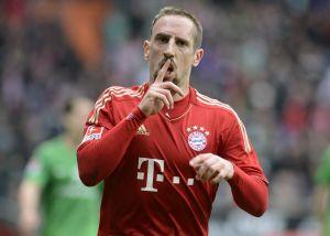 Ribery eletto miglior giocatore francese, preludio al Pallone d'Oro?