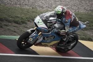 Morbidelli lidera al Estrella Galicia en la clasificación de Sachsenring