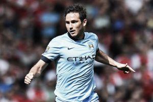 Frank Lampard, mejor jugador del Manchester City en septiembre