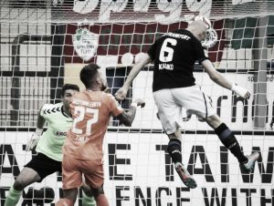 FSV Frankfurt 1-1 Greuther Fürth: Patric Klandt the hero as both teams settle for a point